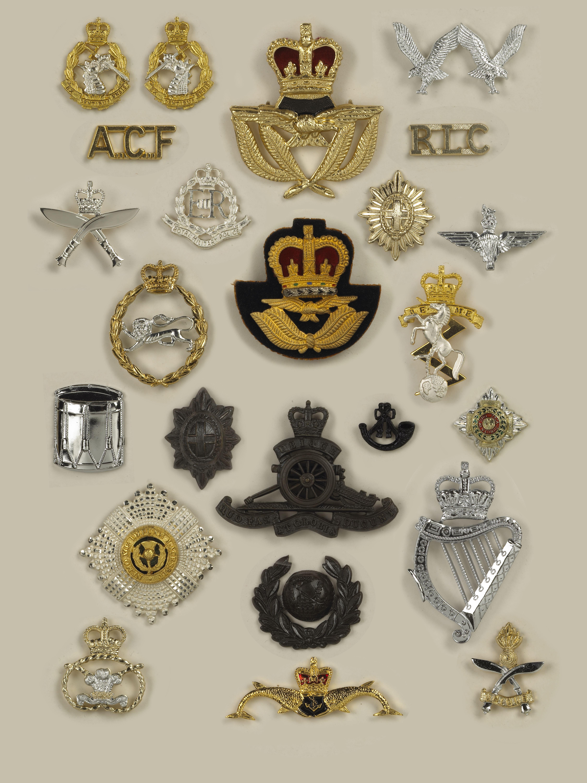 London, Badge & Button